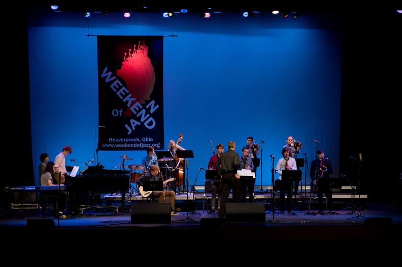 Beavercreek Jazz Festival Performance 03/02/2019
